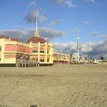 Santa Cruz beach and boardwalk park