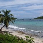 Beautiful beach in Vieques