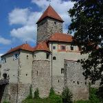Hotel Burg Wernberg Foto