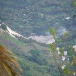 Volcano from Papaya (zoom)