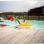 Deck and pool toys, What a way to relax..