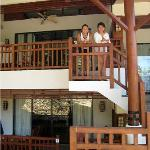 Private verandas