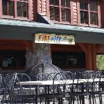 Exterior of Fire & Ice