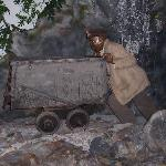 Exhibit about the mining days