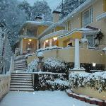 Snow covered paradise - Mayfair, Darjeeling