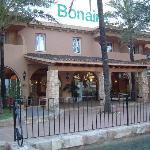 front of Hotel Bonaire
