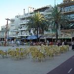 restaurants we used by the harbour