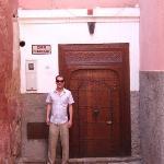 Entrance to Dar Charkia