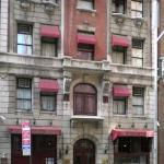Exterior of Mayfair New York