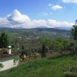 Veiws towards Ronda