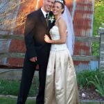 Our Garden Wedding