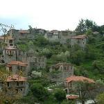 Dimitsana village