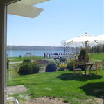 Cayuga Lake from Sheldrake Point
