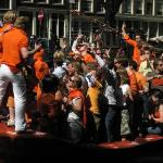 Queen's Day festival