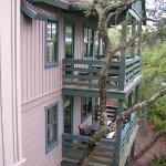 View of balcony area