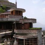 Jade Mountain Exterior 1