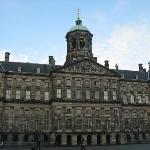 Royal Palace at Dam Square, a short walk away