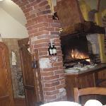Kitchen at Ca'Roma