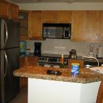 Our amazing villa - kitchen - WOW!