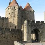 Entrance to La Cité