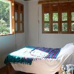 View of bedroom, Mariposa