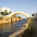 Cala n'Bosch Bridge