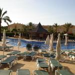 Viva Menorca Pool Area