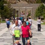Our Family at Mt. Rushmore