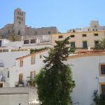 Evissa old town