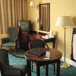 Marine Hotel, Sutton. Room 226, everything supplied including toiletries in the spotless...