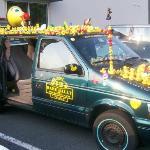 Duck van