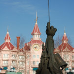Fantasia Statue