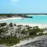 Moriah Harbour Cay beach