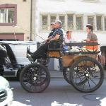 the town of Zurzach - so quaint