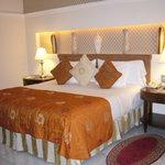 Habitacion con cama de 2x2