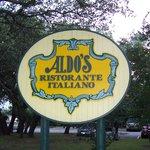 Aldo's Sign