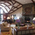 Lobby Main Lodge