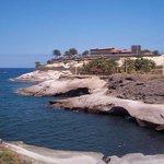 Adeje coastline