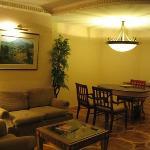 lounge inside my room