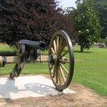 Parkers Crossroads Battlefield Tour