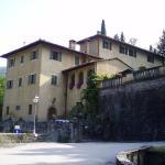 villa luciano entrance