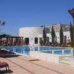 amman sheraton - swimming pool