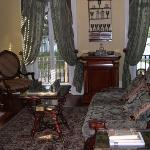 Main house living room (parlor)