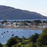 Ullapool- late afternoon- so picturesque