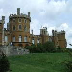 Belvoir Castle is within easy reach
