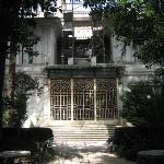 Grounds of Villa Laetitia