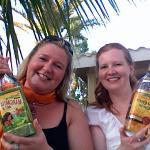 Margaritas at Coco Cabanas