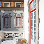 Casa de Pergola balcony