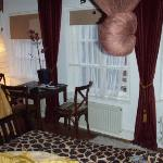 Master's Upper Room; cozy!