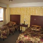 Hotel Puma room